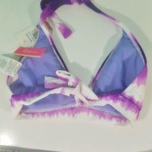 Raisins Swim - Raisins Purple Tie Dye Bikini Set D1188